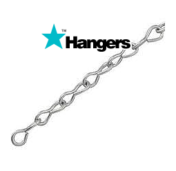 Multi Link Adjustable Chain For Hanging Banners And Posters