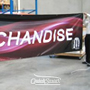5m x 1500mm Dura Ripstop Banner Sign with waterproof UV ink, Ropes & Eyelets