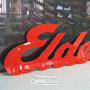 330mm high Laser Cut Acrylic lettering
