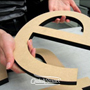 Laser Cut and 3d Letters Category... See lots of quality signage and concepts